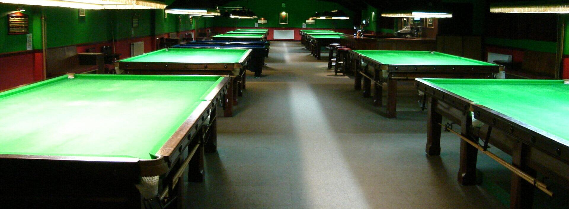 Thame Snooker Club
