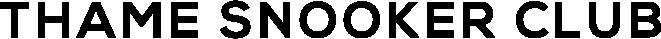 Thame Snooker Club Logo