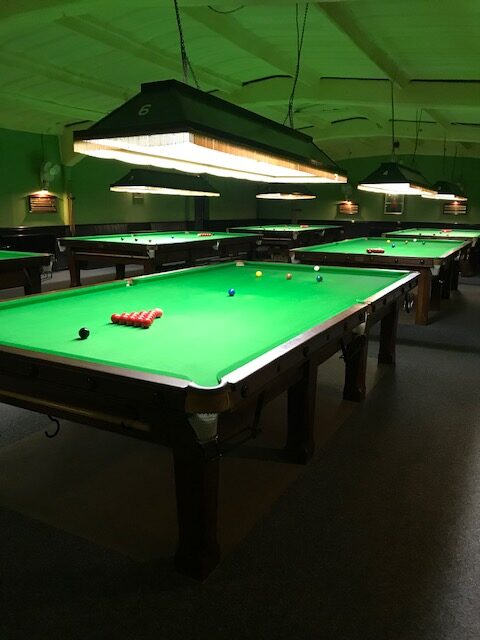 Thame Snooker Club - Snooker Room 6